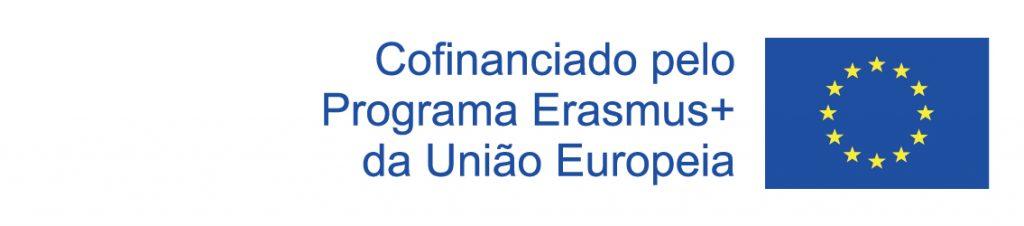 Confinanciado pelo Programa Erasmus+ da União Europeia